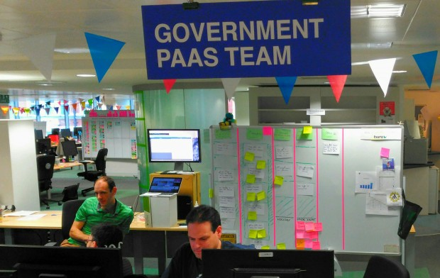Government PaaS team